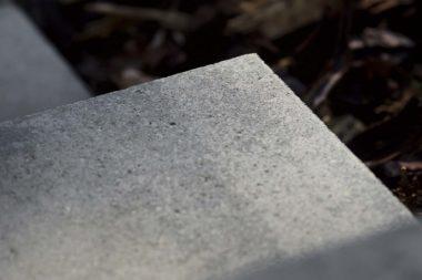 treppenstuffe block glatt